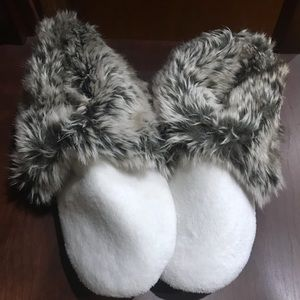 Pottery Barn slippers